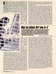 Dresta in Backspin (2004)