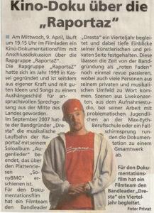Dresta in ExtraTip (2008)
